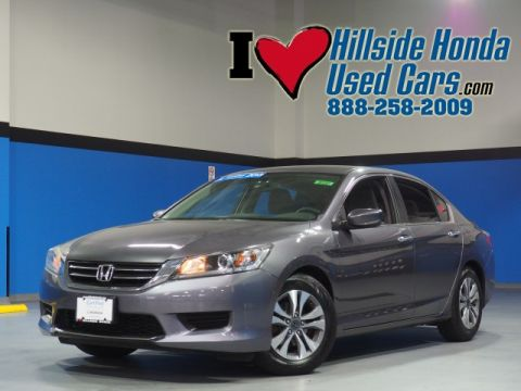 Certified Pre-Owned 2013 Honda Accord LX