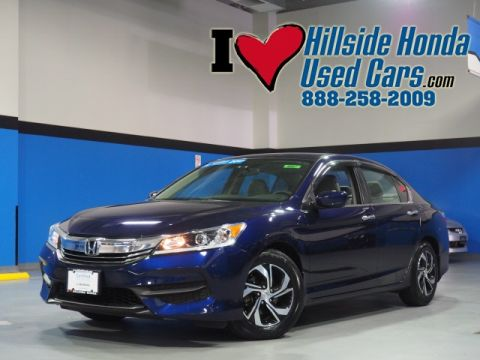 Certified Pre-Owned 2017 Honda Accord LX