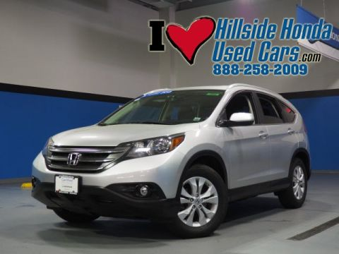 Certified Pre-Owned 2013 Honda CR-V EX-L