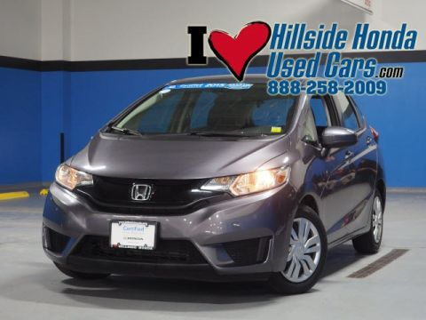 Certified Used Honda Fit LX