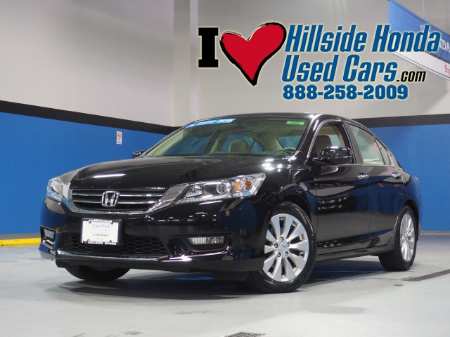 Superb Certified Pre Owned 2015 Honda Accord EX