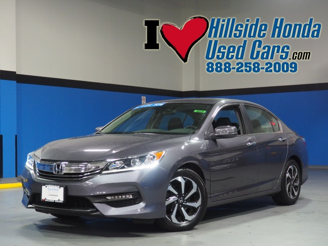 Exceptional Certified Pre Owned 2016 Honda Accord EX