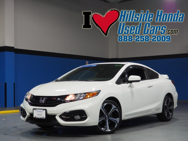 Nice Certified Pre Owned 2015 Honda Civic Si