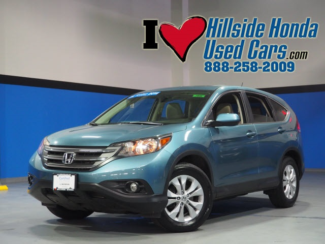 Certified Pre Owned 2014 Honda CR V EX