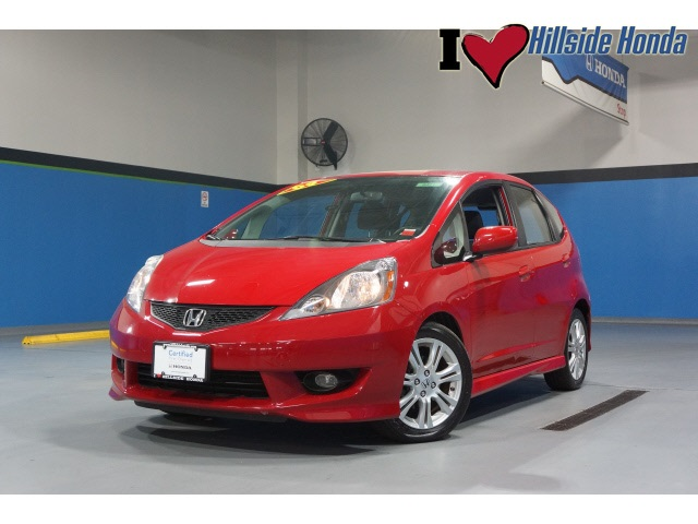Pre-Owned 2009 Honda Fit Sport