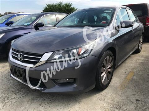 Pre-Owned 2014 Honda Accord EX-L