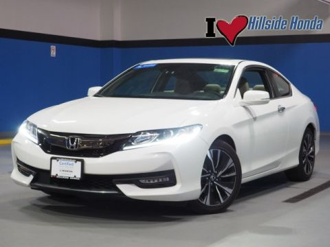 Certified Pre-Owned 2016 Honda Accord EX w/ Honda Sensing