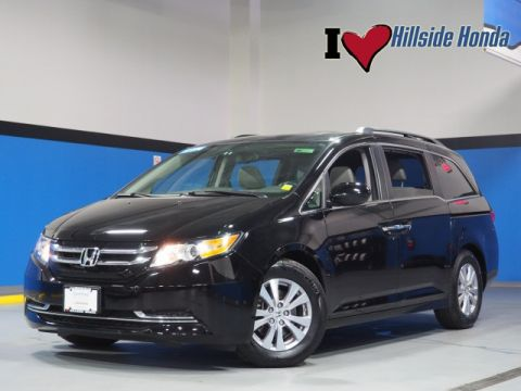 Certified Pre-Owned 2016 Honda Odyssey EX-L w/ Navigation